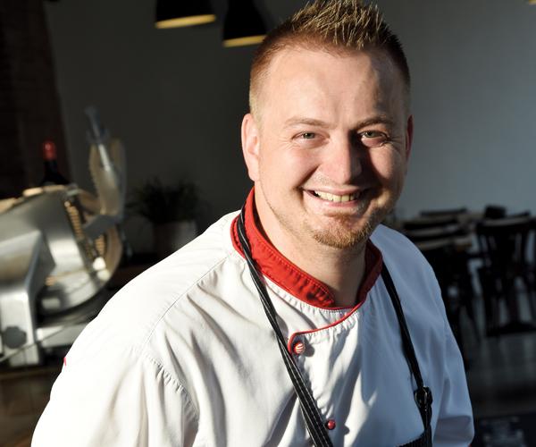 Petr Halák šéfkuchař Pohostince Karlín